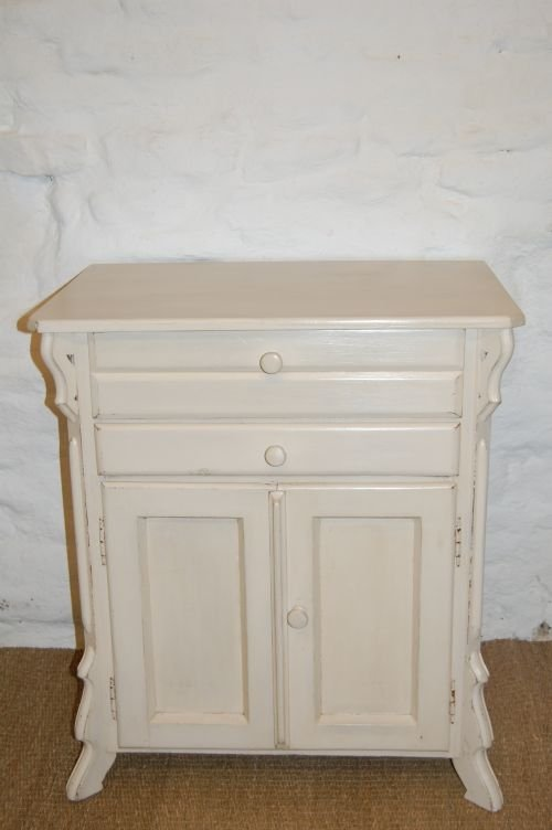 antique louis philippe cabinet washstand