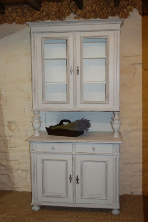 antique painted pine kitchen dresser kitchen cabinet