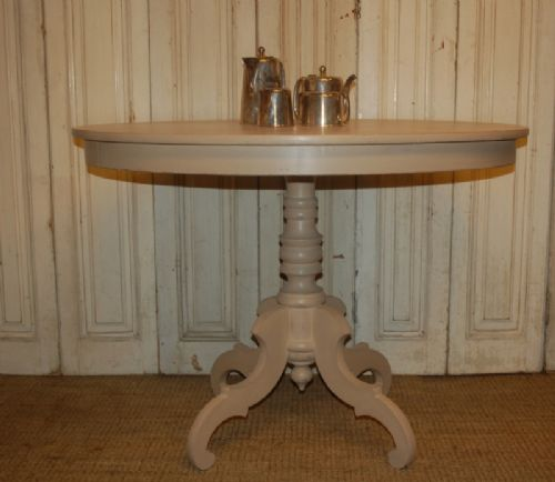 swedish pine oval pedestal breakfast dining table