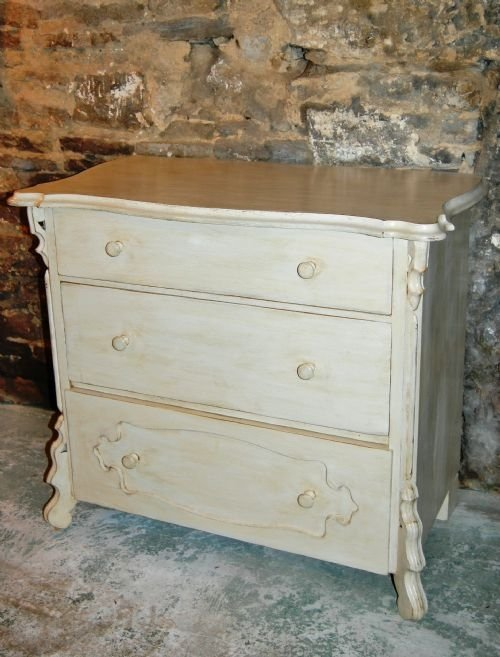 louis philippe pine chest of drawers