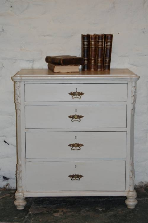 swedish pine chest of drawers tallboy